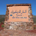 Iwariden (traces de dinosaures) imi nifri