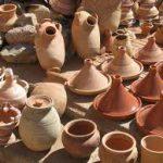 artisanats at potiers demnate